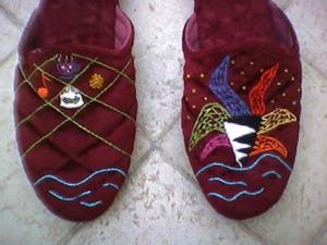 dagmar slippers