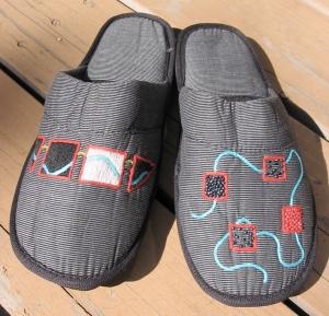 dash slippers