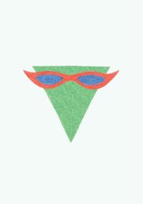 triangle girl classic