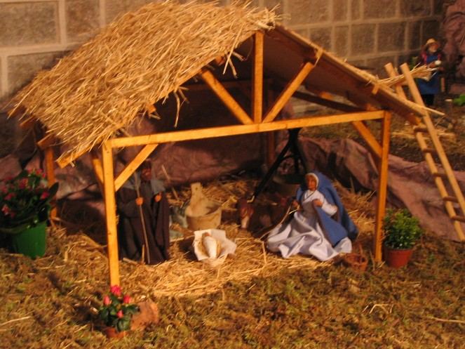 Nativity in France